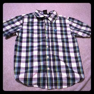 Wrangler brand button down shirt